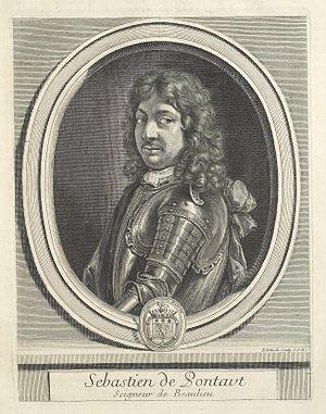 Beaulieu, Sébastien de Pontault de (1612-1674)