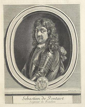 Sébastien Pontault de Beaulieu - Sébastien de Pontault de Seigneur de Beaulieu.