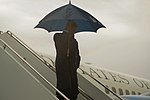 Secretary Kerry Deplanes Upon Arrival at Midway Airport in Chicago (30546121616).jpg