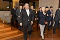 Secretary Pompeo Attends Working Dinner with Foreign Minister Kang (31283424588).jpg