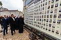 Secretary Pompeo Visits St. Michael's Memorial in Kyiv (49470474032).jpg