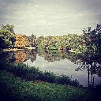 Sefton Park - Image: Sefton Park, Liverpool, UK