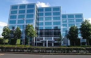 Ōta, Tokyo - Sega headquarters Building 1