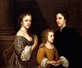 Self Portrait with Husband and Son by Mary Beale.jpg