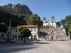 Santuário de Nossa Senhora da Peneda - Gerês 300px-Senhora_da_Peneda