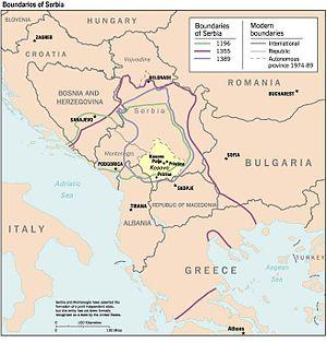 """History of Kosovo - """"Kosovo: History of a Balkan Hot Spot"""""""