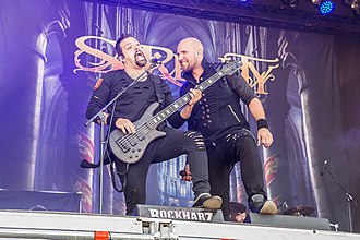 Serenity (band) - Serenity at Rockharz Open Air 2018