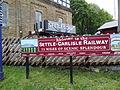 Settle to Carlisle Railway - Settle station (14070753830).jpg