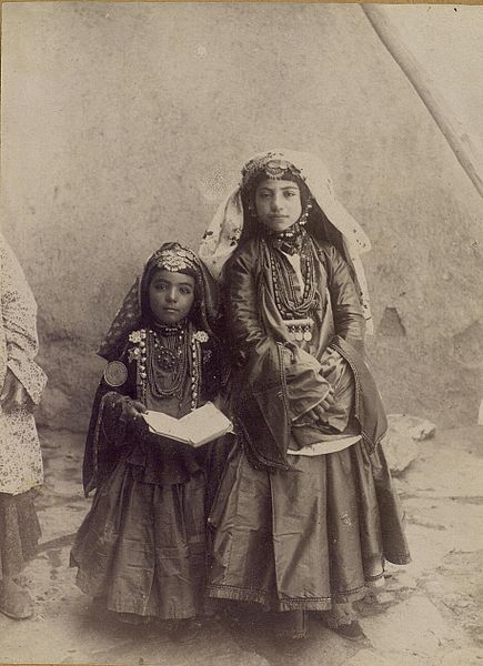 File:Shahsevan girls from a rich family.jpg