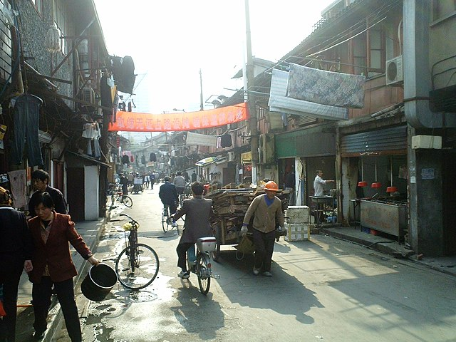 Chinese Old Town