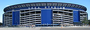 William Shea - Shea Stadium was the Mets' home from 1964 to 2008.