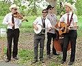 Shed House Bluegrass Band San Jose CA April 2011.jpg
