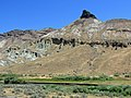 Sheep Rock at John Day Fossil Beds in Oregon 1.jpg