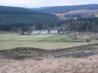 Craik, Scottish Borders village in United Kingdom