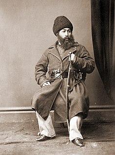 Sher Ali Khan Emir of Afghanistan