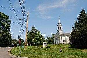 Sherborn, Massachusetts - View of Sherborn Center