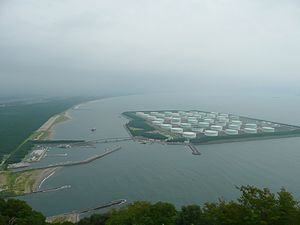 Global strategic petroleum reserves - Japan Shibushi Oil Stockpile Site