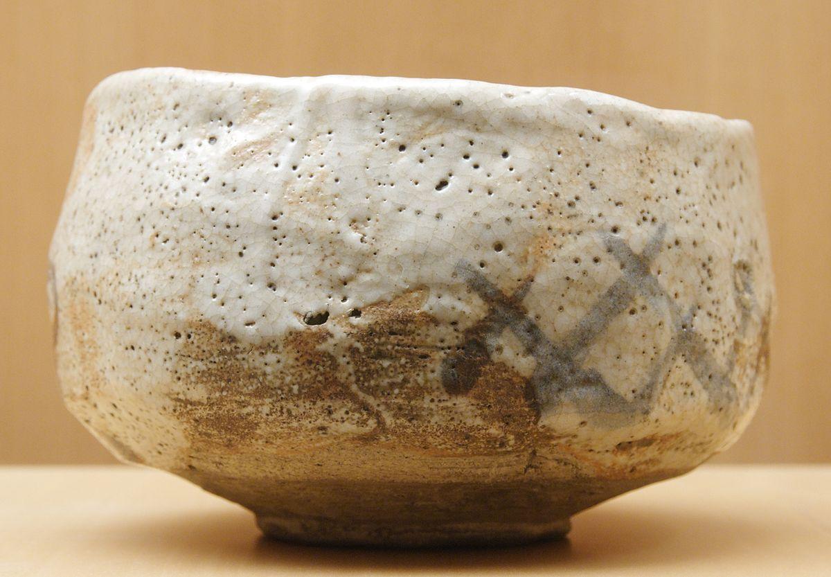 Ton Keramik Unterschied shino keramik