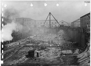 Shipbuilding Dock, Sound Construction and Engi...