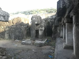 Shivleni Caves - Inner view of Shivleni