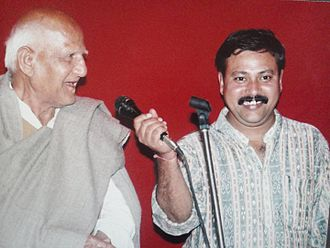 D. P. Agrawal - Dharampal Agrawal with Rajiv Dixit