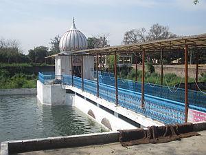 Punjabi folk religion - Shrine of Bhagat Baba Kalu Ji Panchhat