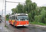 Sibiu ex-Lausanne FBW trolleybus 239.jpg