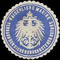 Siegelmarke K. Marine Verband der Sicherungsboote der Ostsee W0357374.jpg
