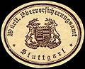 Siegelmarke Württembergische Oberversicherungsamt - Stuttgart W0227835.jpg