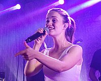 Picture of a band or musician: Sigrid