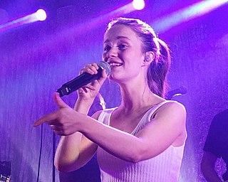 Sigrid (singer) Norwegian singer and songwriter