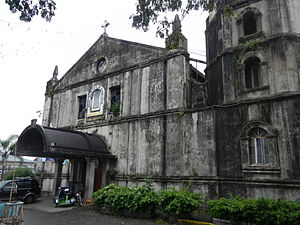 Silang, Cavite - Our Lady of Candelaria Parish Church