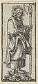 Silver Statuette of St. Matthew from the Wittenberg Reliquaries MET DP842098.jpg