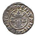 Silver penny of Edward II (YORYM 2014 452 665) obverse.jpg