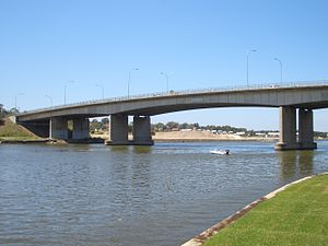 Silverwater Bridge - Image: Silverwater Bridge 2