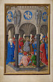 Simon Bening (Flemish - The Dispute in the Temple - Google Art Project.jpg
