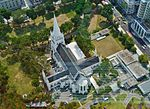 Singapore Cathedral St. Andrew viewed from The Stamford 1.jpg