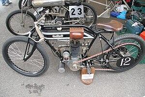 Singer Motors - Singer motorcycle