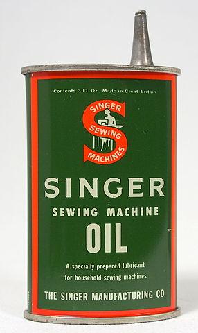 FileSinger Sewing Machine Oil Tin 40 Fl Oz Pic 40JPG Wikimedia Magnificent Singer Sewing Machine Oil Tin