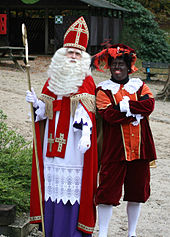 Black Pete Christmas History.Companions Of Saint Nicholas Wikipedia