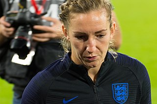 Siobhan Chamberlain English association football goalkeeper
