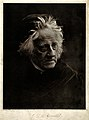 Sir John Herschel. Photograph by Julia Margaret Cameron, 186 Wellcome V0026543.jpg