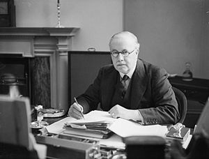 Kingsley Wood - Wood in 1940