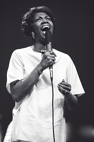 Cissy Houston - Houston in 1975