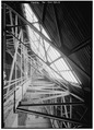 Skylight, S.E. side. - Goodyear Airdock, 1210 Massillon Road, Akron, Summit County, OH HAER OHIO,77-AKRO,6-17.tif