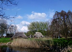 Slavic Village Passentin - The Pond, 2014