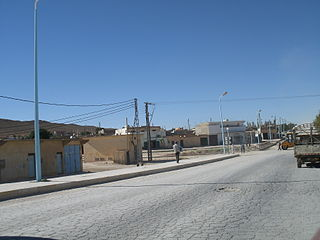 Slim, MSila Commune and town in MSila Province, Algeria