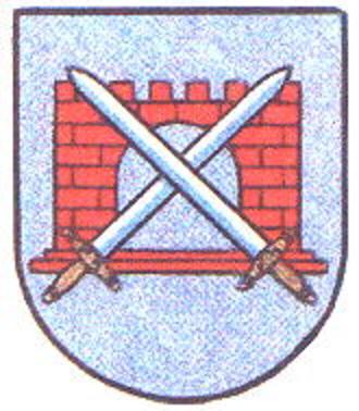 Sloka, Latvia - Image: Sloka gerb