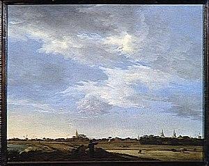 De Graeff - Image: Slot Ilpenstein, geschilderd door Joris van der Hagen