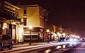 Snowy Evening in Bellevue, Iowa (24249372589).jpg